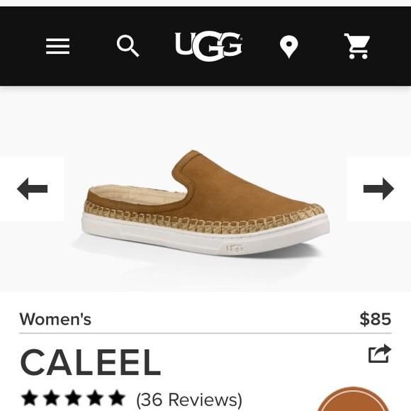 8ab96b3fd96 UGG Caleel mule size 9 1/2 womens, like new